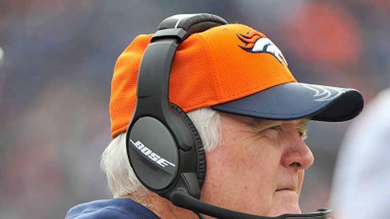 Ex-Broncos coordinator Wade Phillips will make the Rams defence even more ferocious