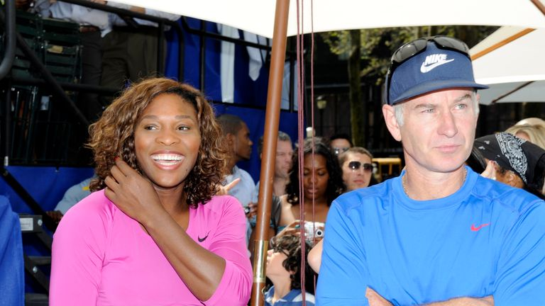 John McEnroe refuses to apologise over Serena Williams comments