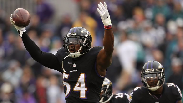 Former Ravens LB Zach Orr inexplicably coming out of retirement