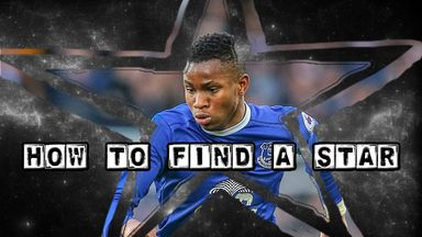 What makes Everton forward Ademola Lookman stand out from the rest?