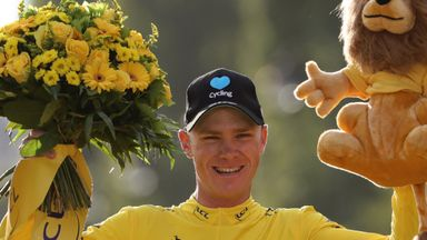 Chris Froome will target the yellow jersey again in Paris next month