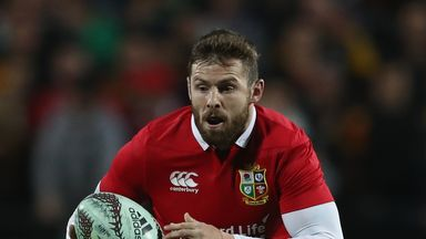 Elliot Daly does not believe a place on the wing in the Test squad is between him and George North