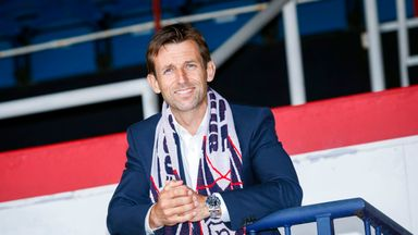 Neil McCann has elected to forego the TV studio for the Den Park dug-out