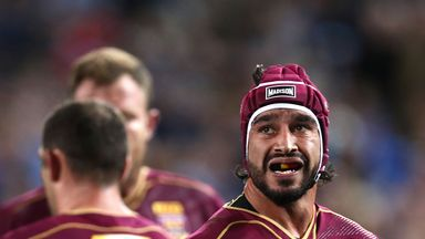 Johnathan Thurston is expected to be sidelined for six months