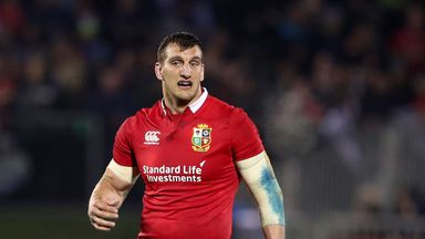 Stuart Barnes is expecting to see Sam Warburton brought into the starting line-up for the second Test