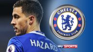 Hazard 'very happy' at Chelsea