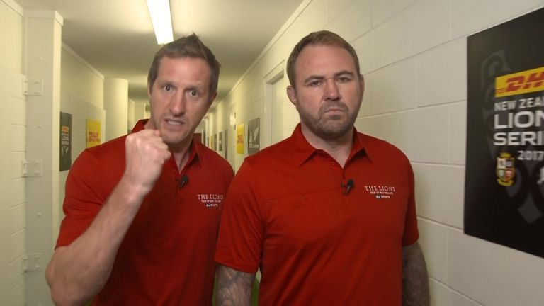 Scot Quinnell and Will Greenwood give a call to arms for the Lions tour.