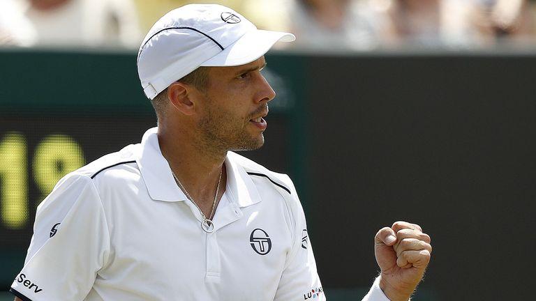 Gilles Muller stunned Rafael Nadal in a marathon match