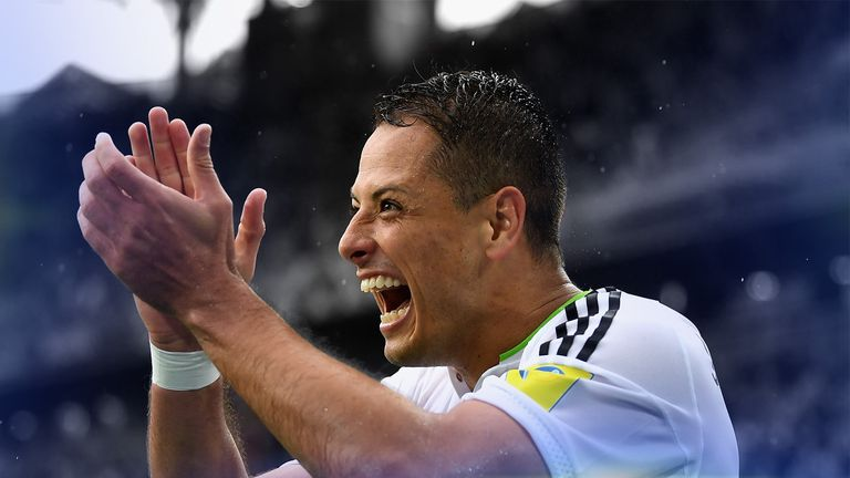 Javier Hernandez delighted top join West Ham