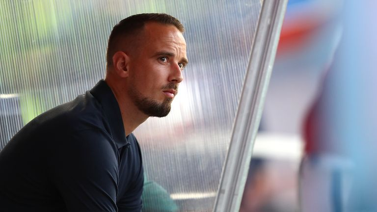 England head coach Mark Sampson has been cleared by two investigations