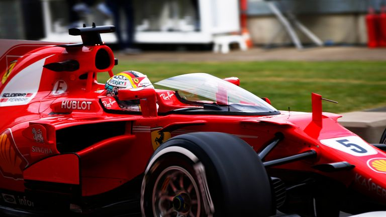 Previous trials of other possible head protection systems The Halo and the Aeroscreen have split opinion largely for aesthetic reasons but Williamsu0027 ... & Sebastian Vettel suffers dizziness in first trial of new F1 Shield ...