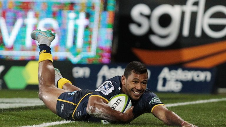 Aidan Toua will miss six weeks with an ankle sprain