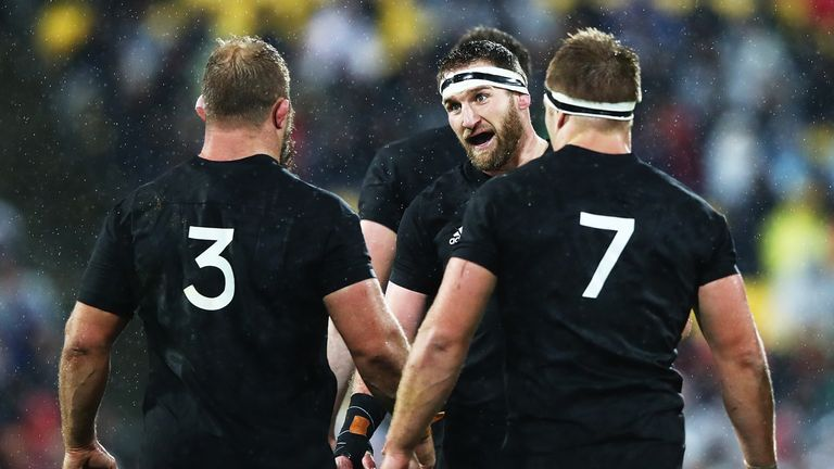 Kieran Read will once again lead the All Blacks