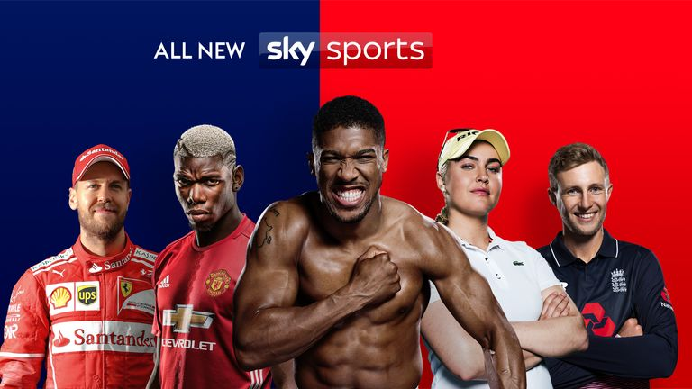 All New Sky Sports