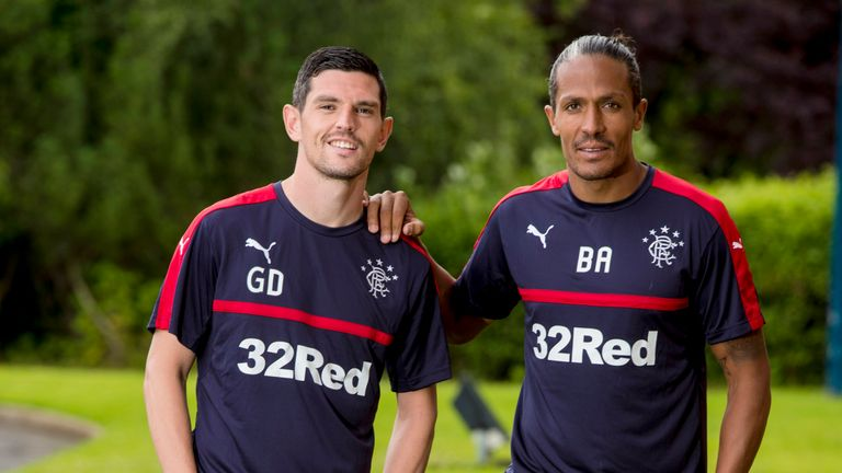 Bruno Was Always Joining Gers
