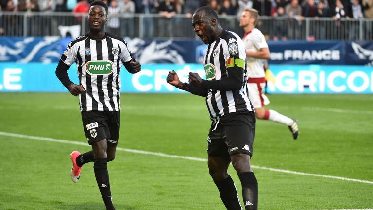 Cheikh N'Doye has joined Birmingham City