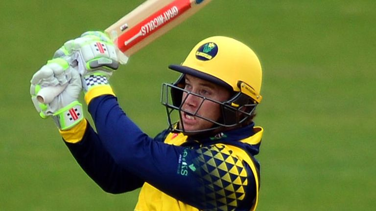 Is Colin Ingram the player of the 2017 T20 Blast? Rob Key thinks so