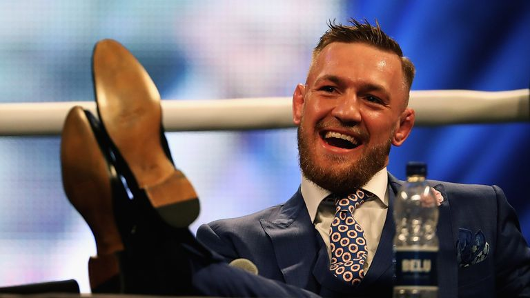 McGregor has earned the right to choose his next fight, says his manager