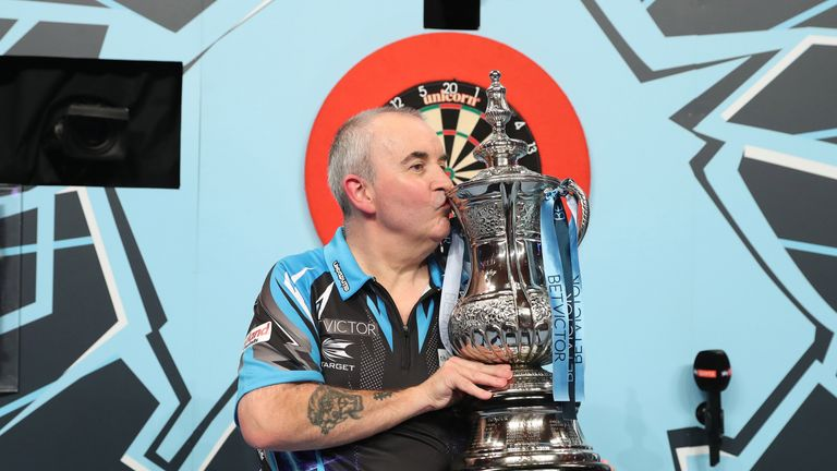 Phil Taylor signed off at the Winter Gardens with his 16th World Matchplay title earlier this summer