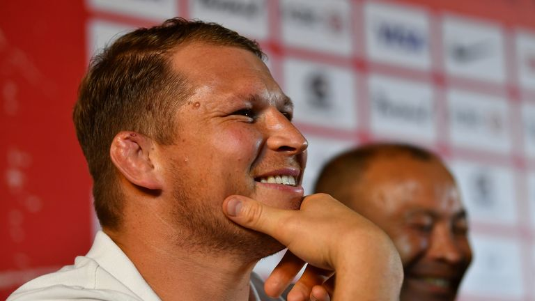 Hartley hopes to remain in Eddie Jones' plans come the 2019 World Cup