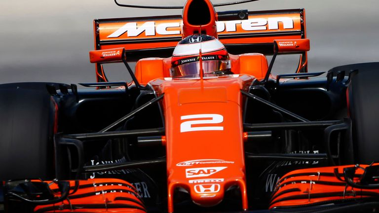 Honda upgrade to prompt Vandoorne penalty