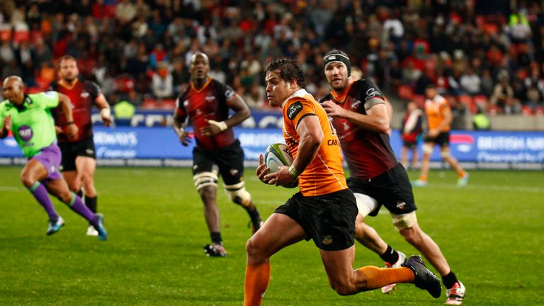 Former Super Rugby pair the Cheetahs and Southern Kings have joined to form the new PRO14