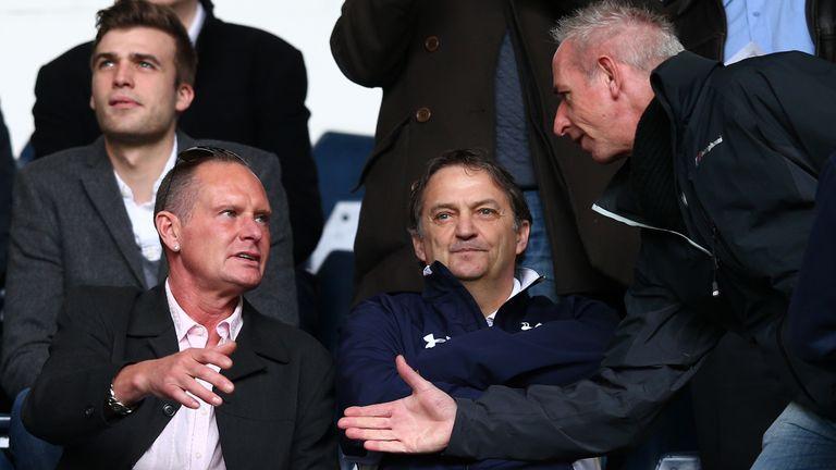 Former captain Gary Mabbutt is a Tottenham Hotspur ambassador