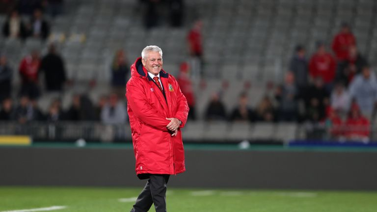 Warren Gatland has refused to rule out a third successive tour as the Lions boss