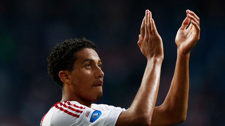 Crystal Palace closing on £8m deal for Ajax defender Jairo Riedewald