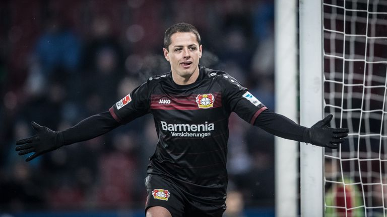West Ham linked with former Man Utd striker Hernandez