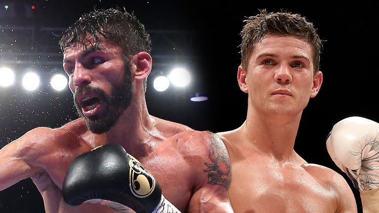 Luke Campbell challenges Jorge Linares in Los Angeles in September