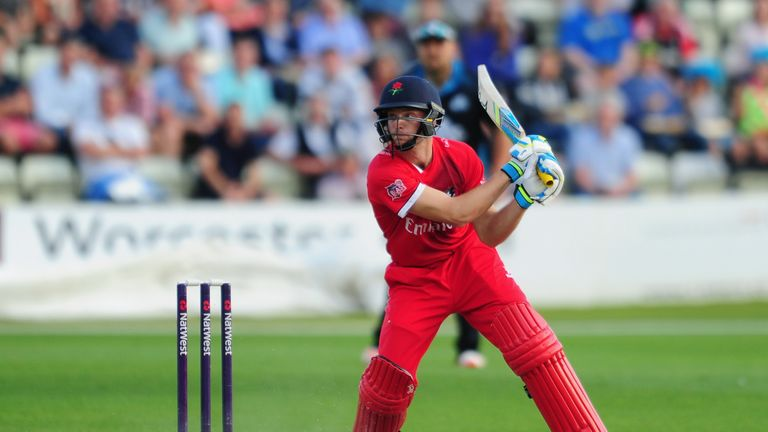 Jos Buttler will be in the Sky Cricket Pod for Nottinghamshire v Somerset
