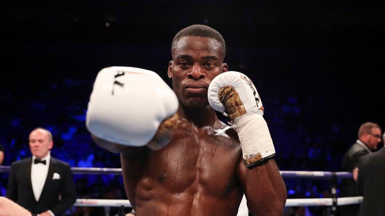 Hosea Burton has tipped Joshua Buatsi to excel in the professional game