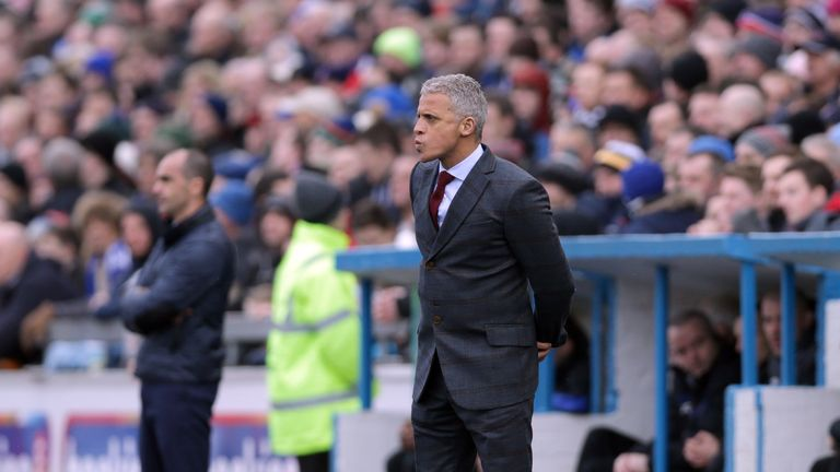 Keith Curle is manager of League Two Carlisle