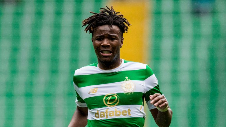 Celtic's Kundai Benyu is convinced he is ready to be a regular at the club