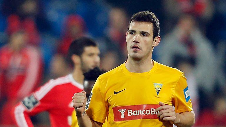 Leo Bonatini played for Estoril in Portugal prior to joining Al Hilal