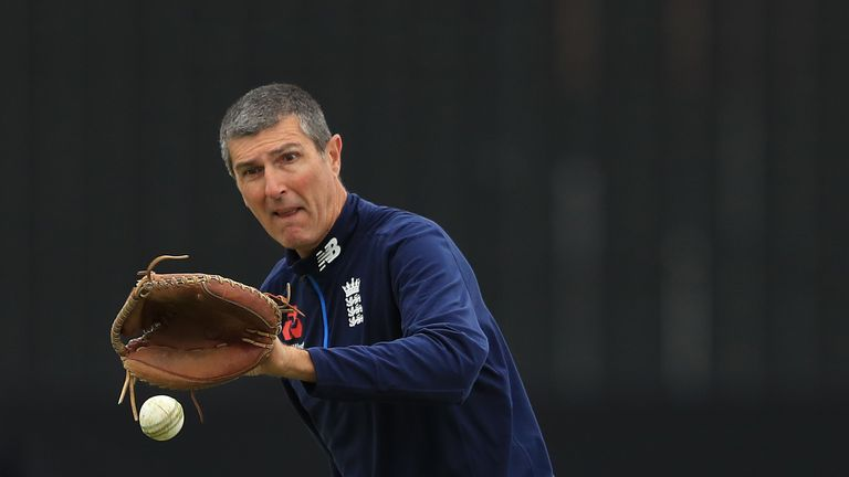 England head coach Mark Robinson: 'We're not the finished article but we've got some character, a great work ethic and a great humility about us'