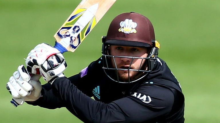 Mark Stoneman replaces Jennings in England squad for West Indies Tests
