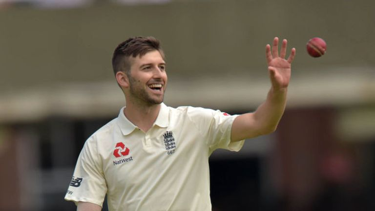 Mark Wood returns to England's Test squad having missed the Ashes with injury