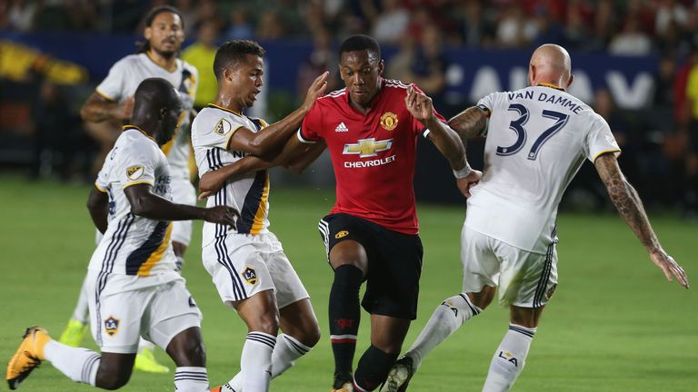 Image result for martial vs la galaxy