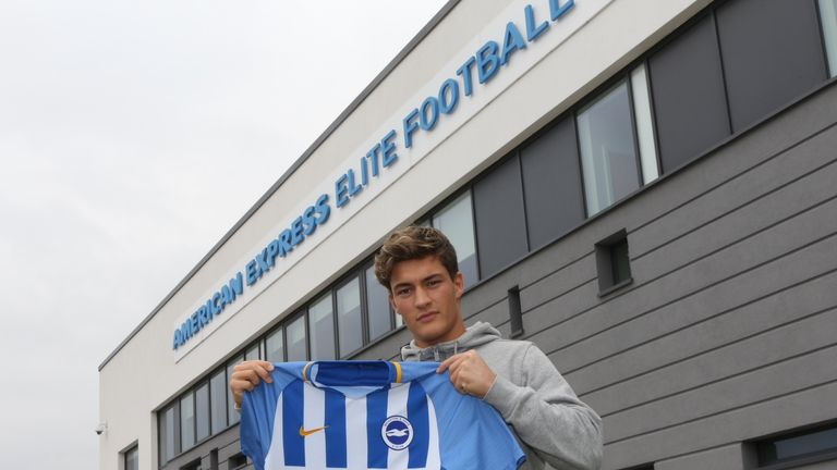 Brighton complete the signing of Mathias Normann from FK Bodo/Glimt - SkySports