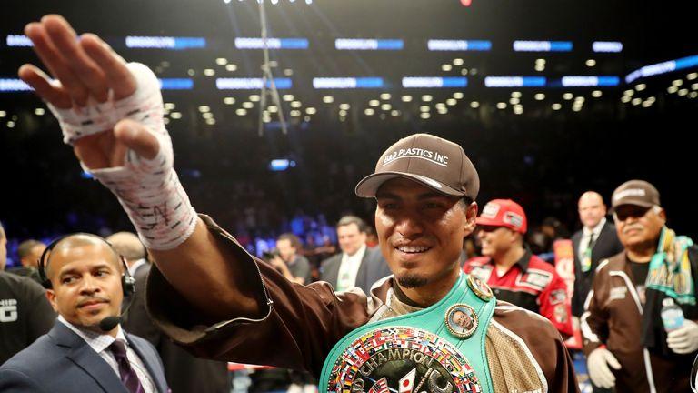Garcia should become American's No 1, says Malignaggi