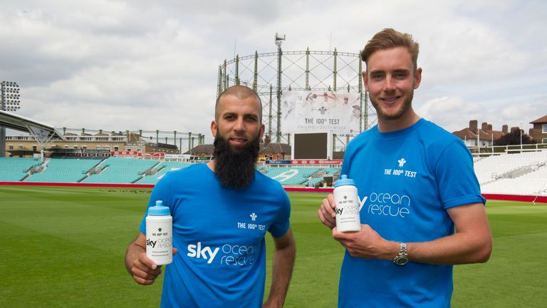 Broad says Moeen Ali had the series of his life against South Africa