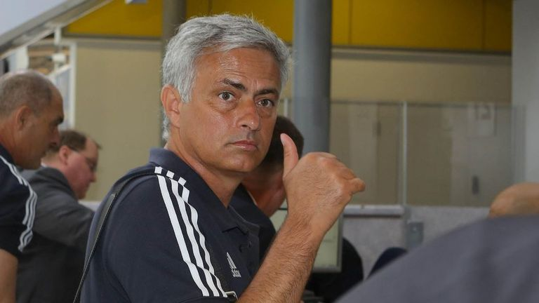 Mourinho Set To Foil Chelsea Transfer Ambitions Again