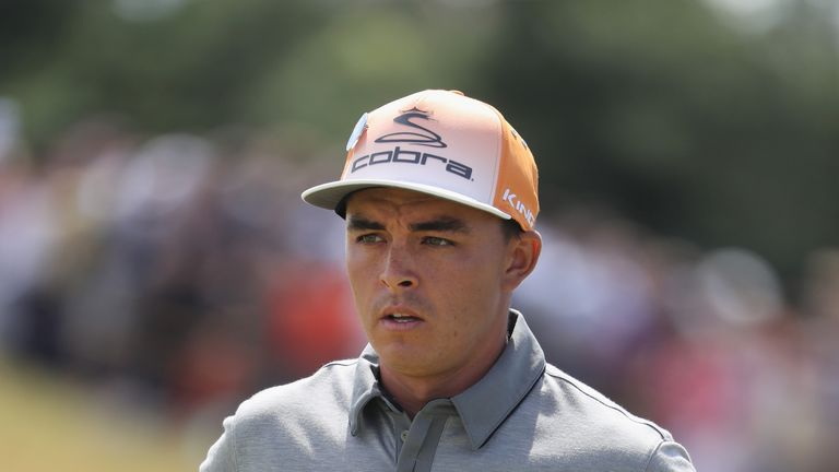 Rickie Fowler won the Scottish Open at Gullane in 2015