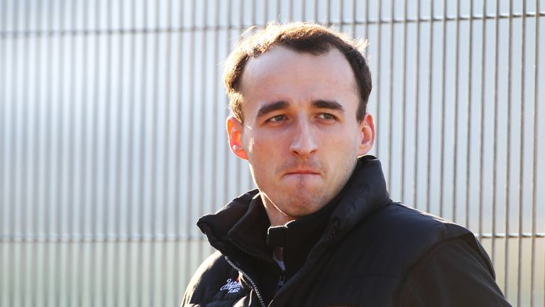 Robert Kubica completes 'successful day' of testing for Williams at Silverstone