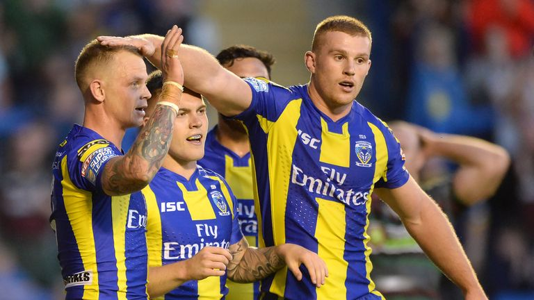 Warrington Wolves agree split with Tony Smith after nine seasons