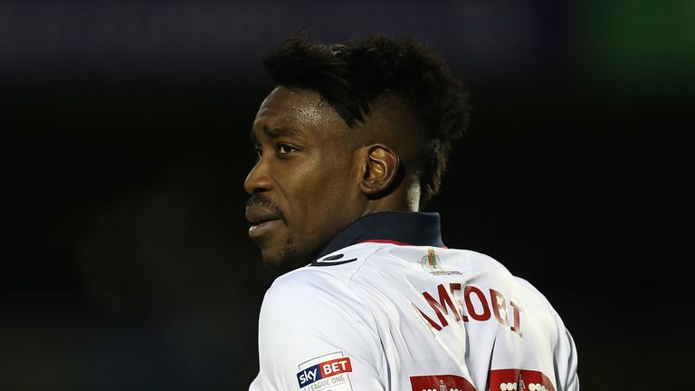 Sammy Ameobi spent time on loan with Bolton last season