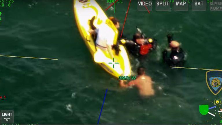 mcmahon rescued