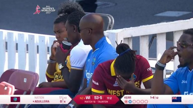 Priest leaves West Indies without a prayer at Women´s World Cup